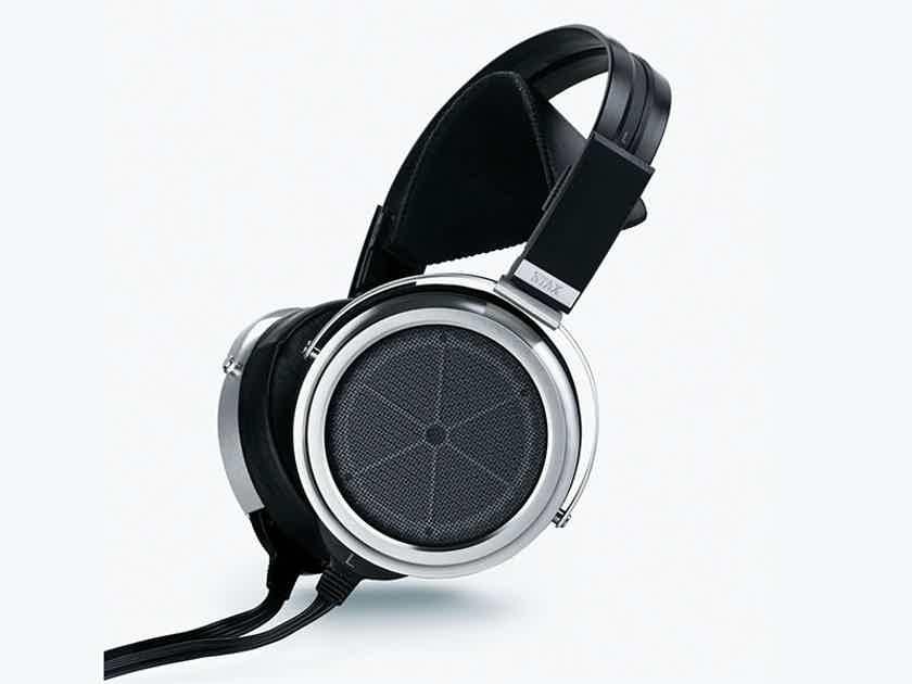Stax SR-009 Electrostatic Headphones: EXCELLENT Demo; 1 yr. Warranty; 24% Off