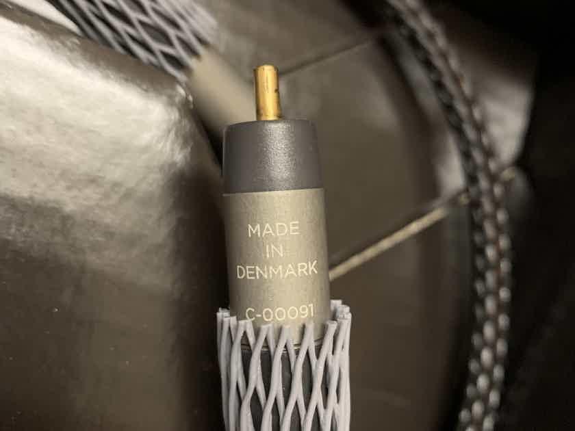 Ansuz Acoustics Signalz Ceramic Interconnect 1 Meter RCA