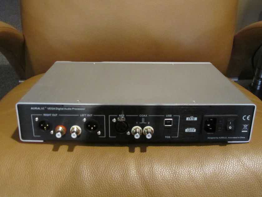 Auralic  Vega Digital Audio Converter Mint