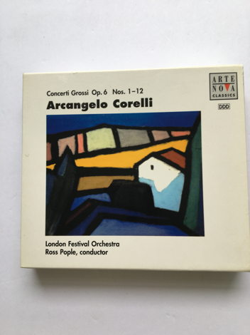 Arcangelo Corelli Ross Pople