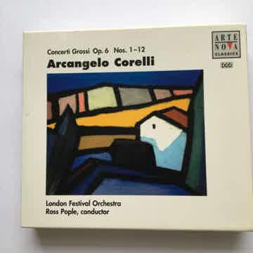 Concerti Grossi op6 nos 1-12 Cd set Arte Nova classics 1996