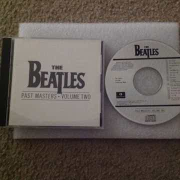 The Beatles - Past Masters Volume Two Parlophone Capito...