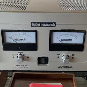 Audio Research REF75 Amplifier
