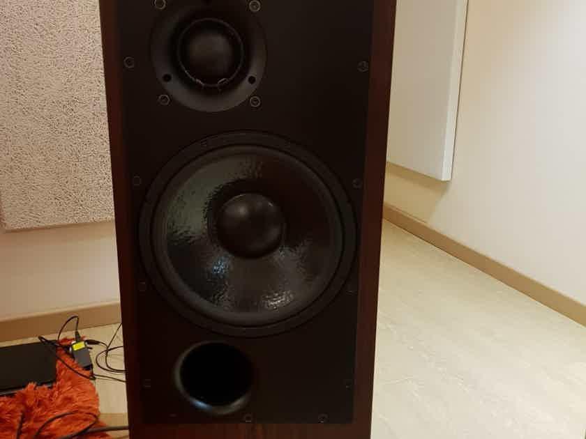ATC SCM-100aslt Premium Rosewood finish (Active speakers)