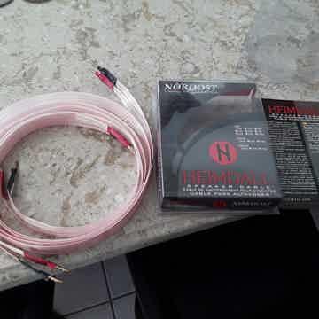 Nordost Heimdall Speaker Cables