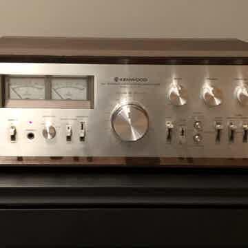 KA 9100DC Integrated Amp