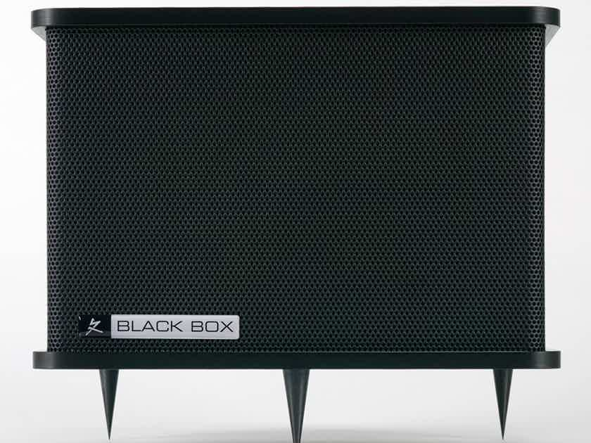 Synergistic Research Black Box - Low Frequency Resonator Array - new review from Audio Bacon online