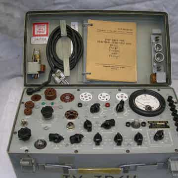 TV-7  D/U HICKOK TUBE_TESTER----VERY NICE Calibrated in...