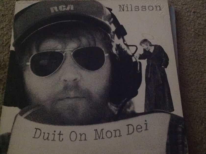 Harry Nilsson - Duit On Mon Dei RCA Records Tan Label Promo NFS Stamp Vinyl LP NM
