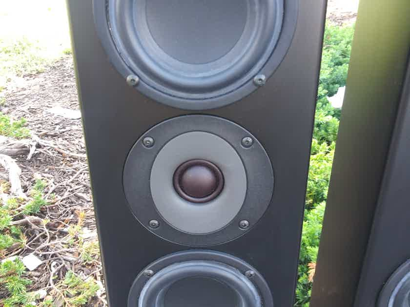 Tribe 2 acoustic speakers pair of them