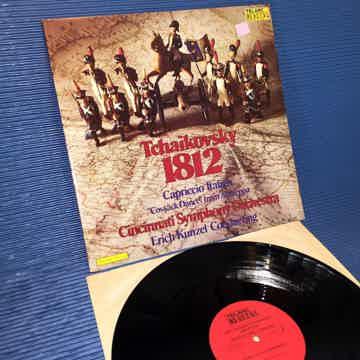"TCHAIKOVSKY / Kunzel - ""1812 Overture"" - Telarc German ..."