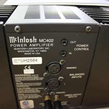 McIntosh MC402