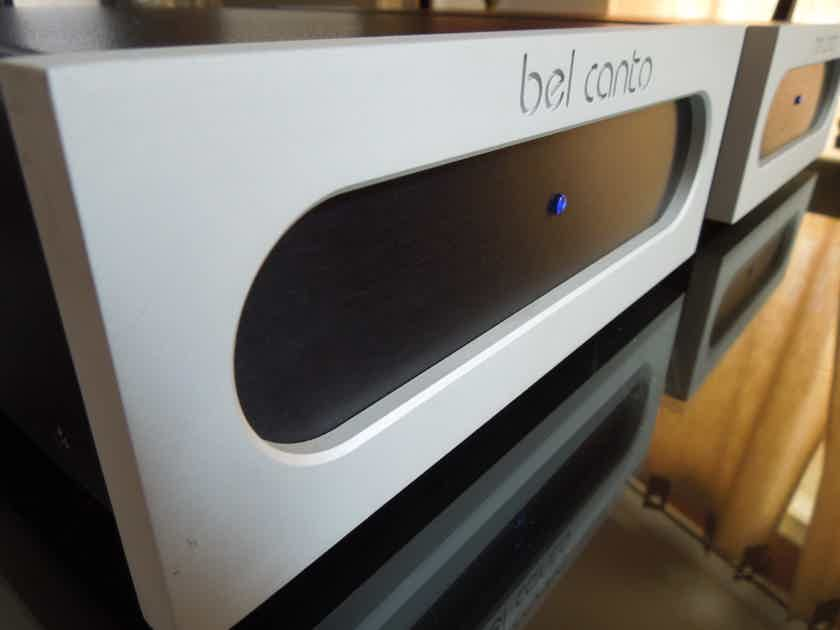 "Bel Canto Design REF-1000 monoblocks-STEREOPHILE Class ""A"" rated ! SUPER HOT DEAL !!!!"