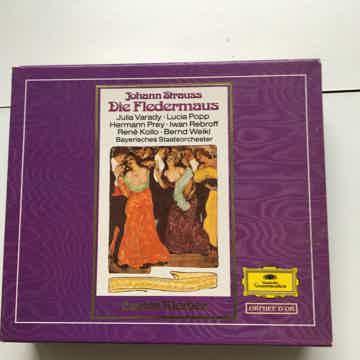 Die Fledermaus Cd box set deutsche Grammophon