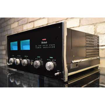 McIntosh MC-2105 Stereo Power Amplifier - Fully Serviced