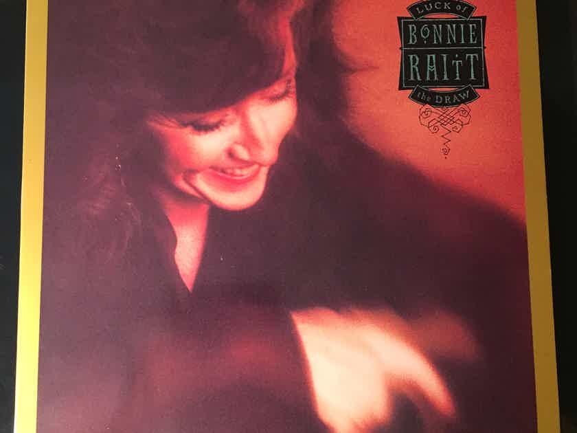 "Bonnie Raitt ""Luck of the Draw"" DCC LPZ 2031 RM. Ltd Ed, 180g Virgin Vinyl... $58"