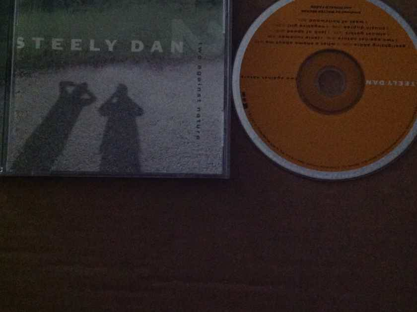 Steely Dan - Two Against Nature Giant Records Compact Disc
