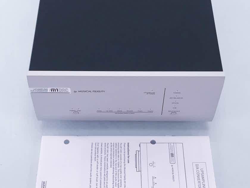 Musical Fidelity M1 Dac D A Converter 12341 Da
