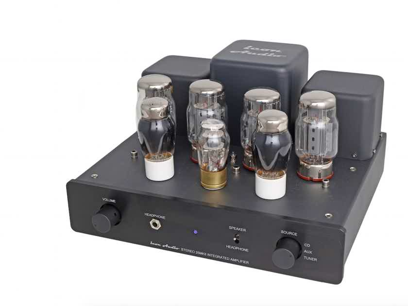 Icon Audio Stereo 25 MK 11 Tube Integrated Amplifier
