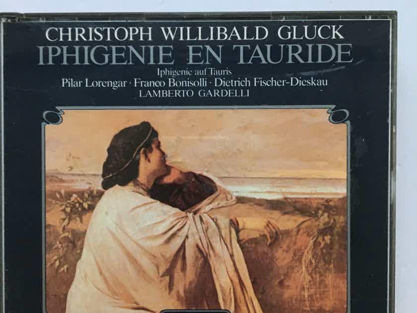 Christoph Willibald Gluck Lamberto Gardelli  Iphigenie En Tauride Cd set Orfeo 1983