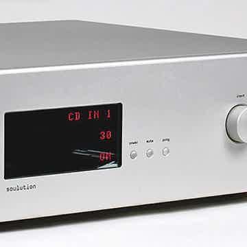 SOULUTION 720 STATEMENT PREAMPLIFIER AT HIGH-END PALACE!