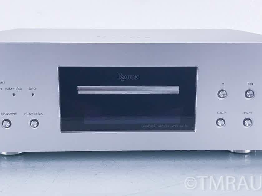 Esoteric SA-60 SACD / CD Player Universal Player; SA60 (3503)