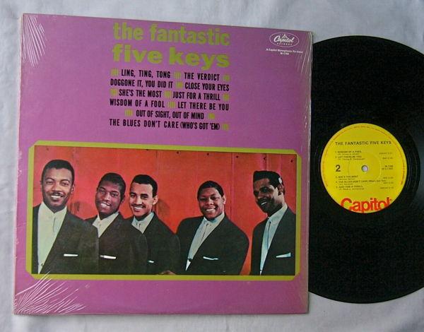 THE FIVE KEYS LP--THE FANTASTIC