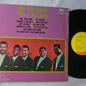 FIVE KEYS--superb doo-wop soul