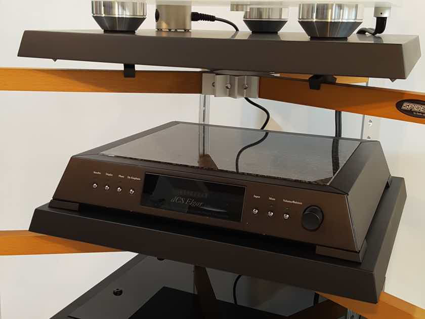 Finite Elemente Spider Rack - stand for High-End audio components (Solid Tech)