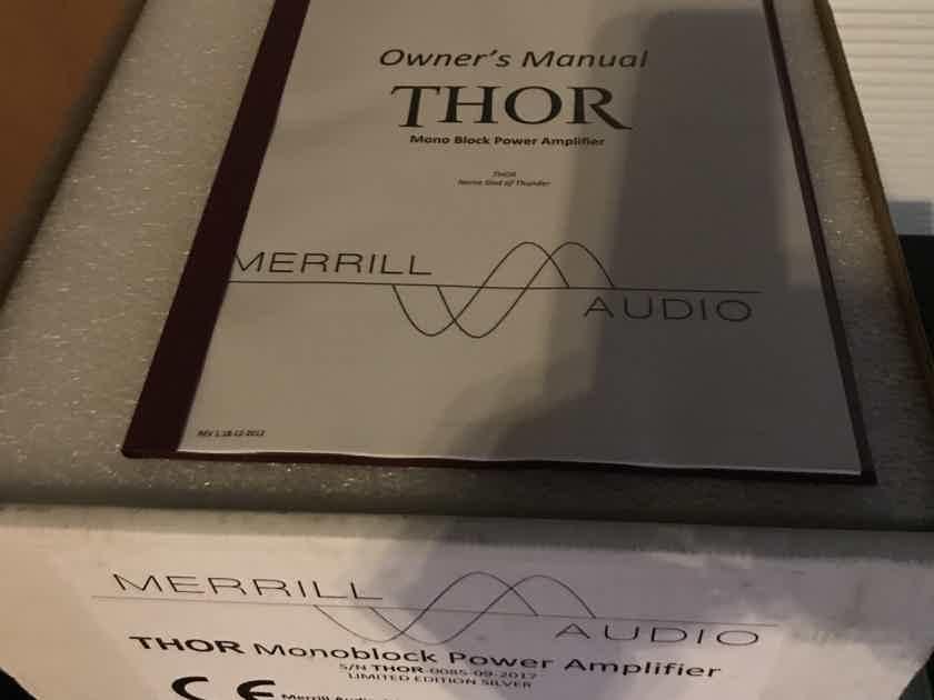 Merrill Audio Thor Silver
