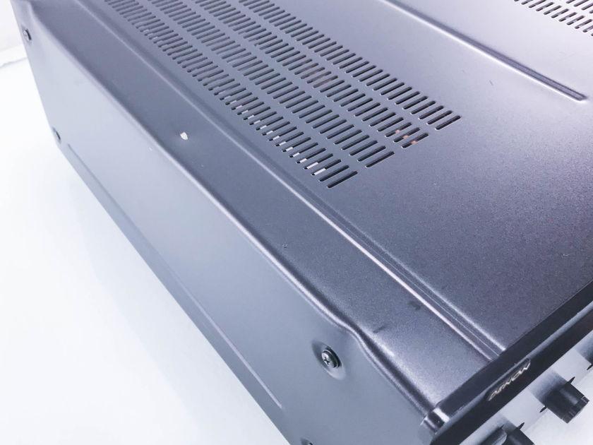 Denon  PMA-2000R Stereo Integrated Amplifier; Remote (10601)