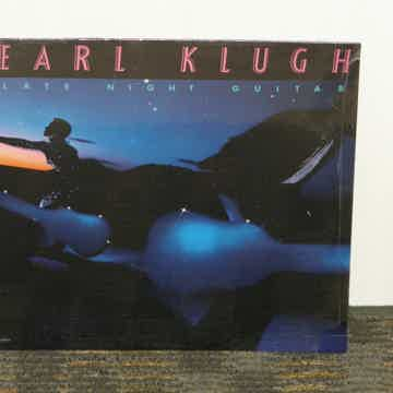 "Earl Klugh ""Late Night Guitar"" Still Factory Sealed"