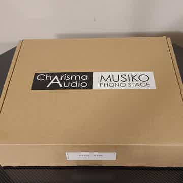 Musiko Phono Stage. MM & MC.