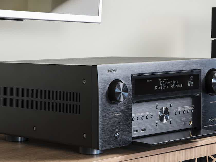 Denon AVR-X8500H on sale & the New AVR-X6500 IMAX is coming!