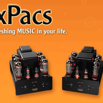Six Pac Mono Bloc Amps