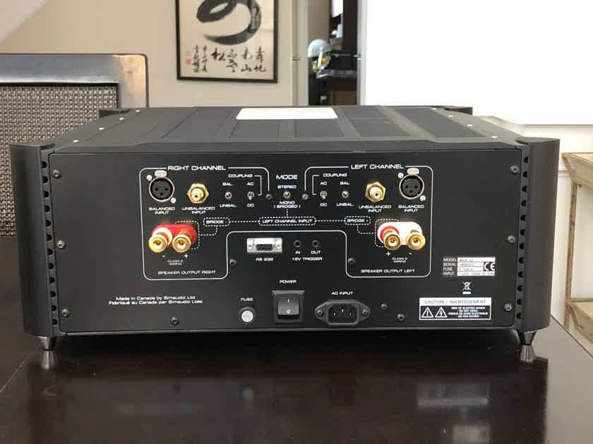 Simaudio Moon 860A V2 - Stereo Amp Black