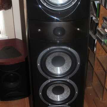 Focal Electra 1038 Be speakers