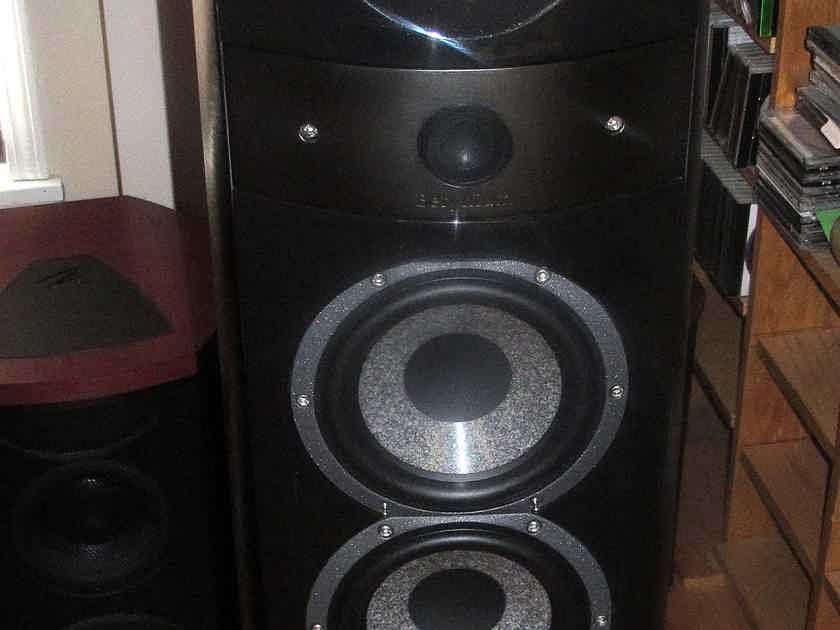 Focal Electra 1038 Be II speakers