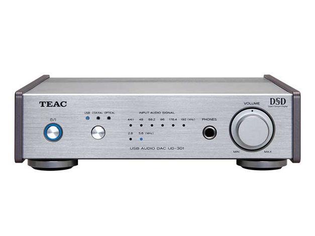 TEAC UD-301 Dual Mono