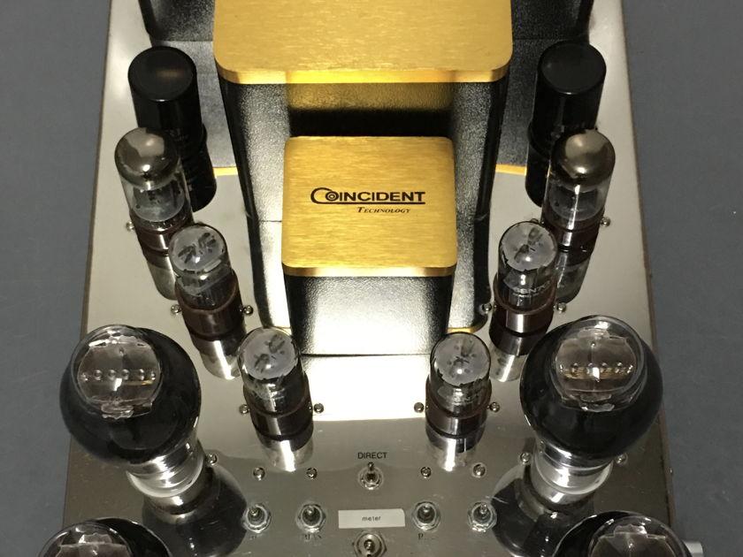Coincident Speaker Tech SIP 300B SET 300B Integrated Amp