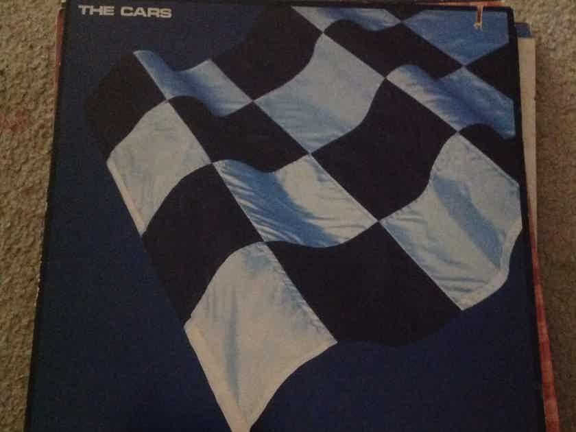 The Cars - Panorama Elektra Records Vinyl LP  NM
