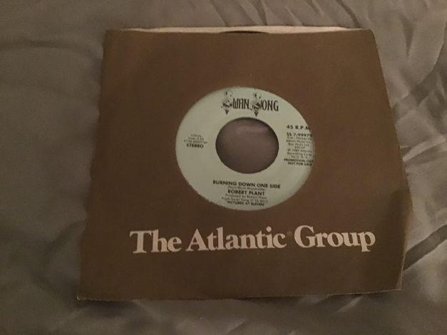 Robert Plant Promo Mono/Stereo 45 NM