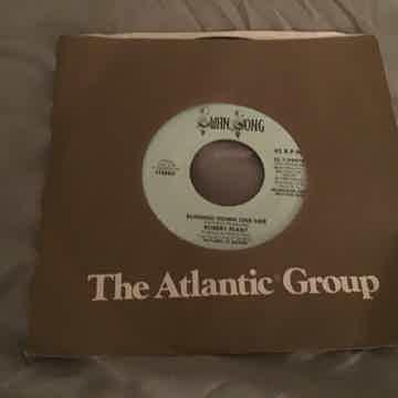 Robert Plant Promo Mono/Stereo 45 NM  Burning Down One ...