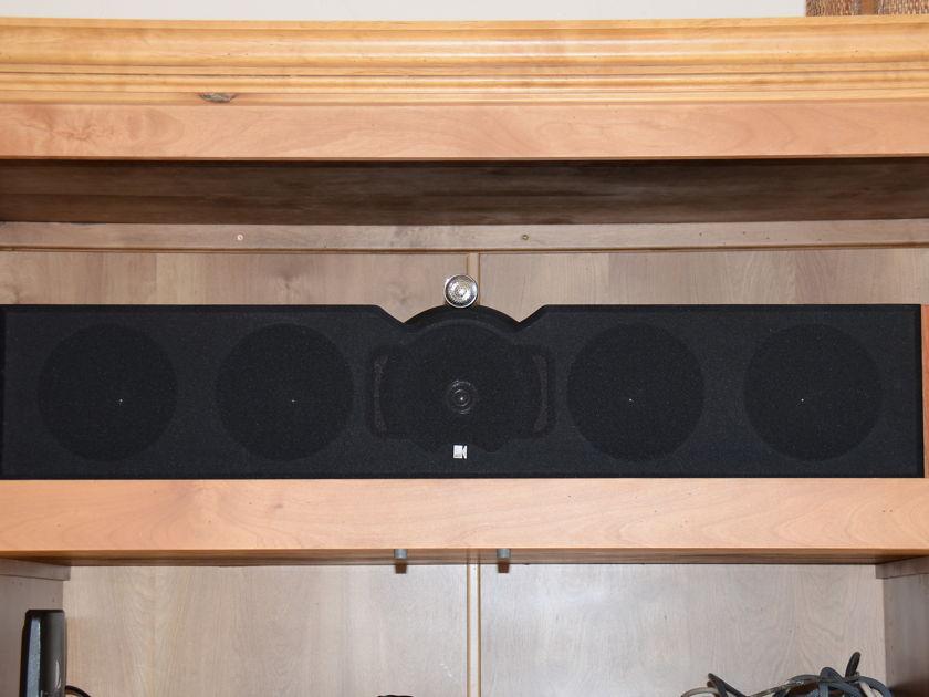 KEF 204 C Reference Series Center Channel Speaker