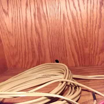 RARE 15 foot HF-10C  SWISS MADE+ SPEAKER CABLES
