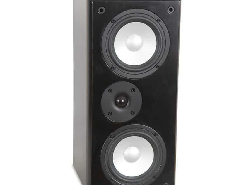 TruAudio CT-66A Center Channel Speaker Black; Single LCR; (New Old Stock) (13131)