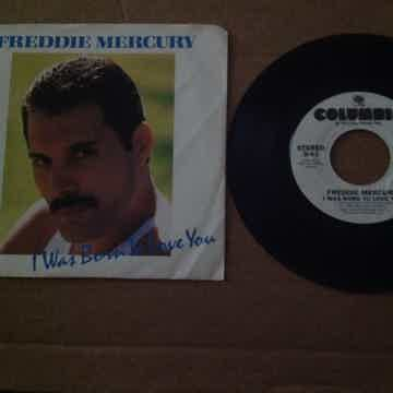 Freddie Mercury - I Was Born To Love You Columbia Recor...
