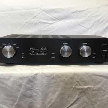 Herron Audio VTSP-1A vacuum tube pre amp