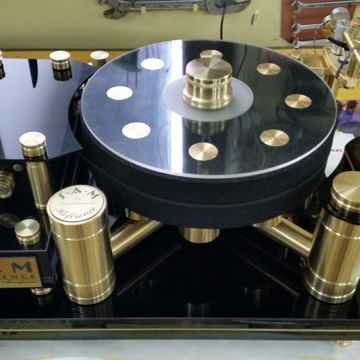 SAM (Small Audio Manufacture) Brass Reference