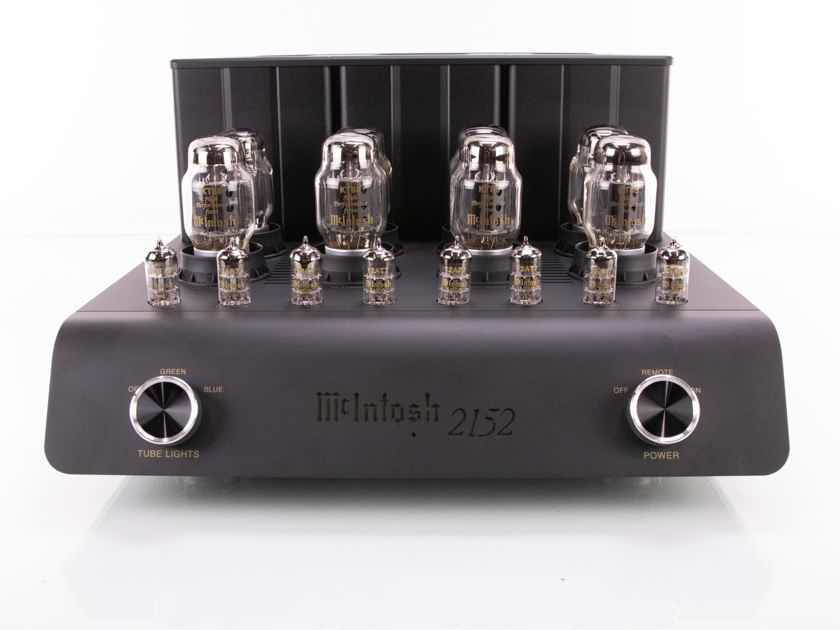 McIntosh MC2152 Stereo Tube Power Amplifier; 70th Anniversary Edition; MC-2152 (18995)